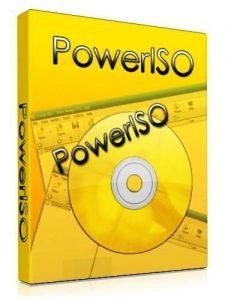 PowerISO Crack
