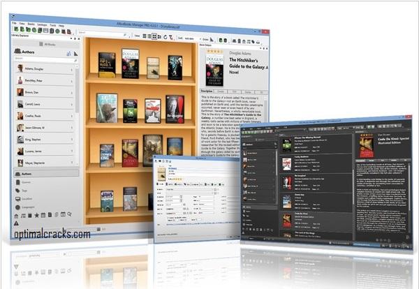 Alfa EBooks Manager Pro